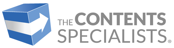 The Contents Specialists Logo